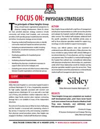 Physician Strategies PDF